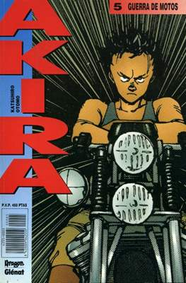 Akira (Rústica, 64 páginas) #5
