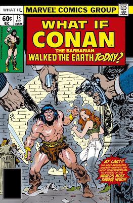 Biblioteca Conan. What If? Conan el bárbaro