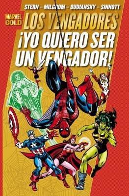 Los Vengadores. Marvel Gold #18
