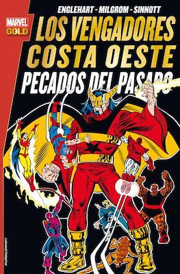 Los Vengadores Costa Oeste. Marvel Gold (Rústica 240 pp) #3