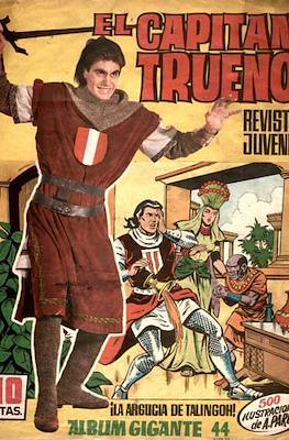 El Capitán Trueno. Album gigante (Grapa 32 pp) #44