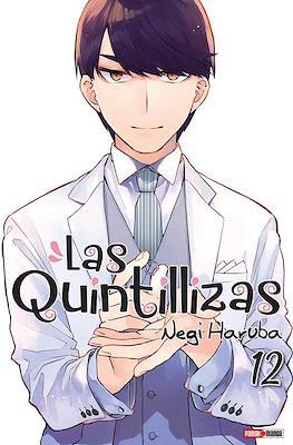 Las Quintillizas (Go-toubun no Hanayome) #12