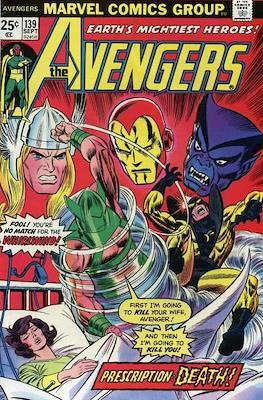 The Avengers Vol. 1 (1963-1996) (Grapa) #139