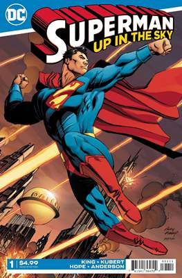 Superman: Up In The Sky (Comic Book) #1