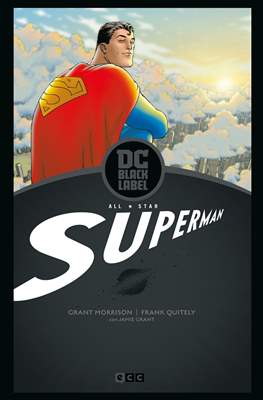 All-Star Superman - DC Black Label