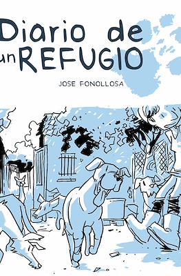 Diario de un refugio (Rústica 144 pp)