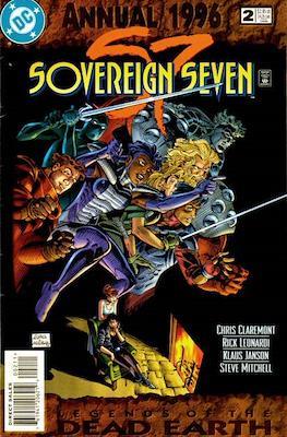 Sovereign Seven Annual (Grapa. 52 p.) #2