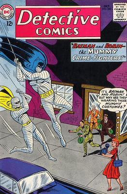 Detective Comics Vol. 1 (1937-2011; 2016-) (Comic Book) #320
