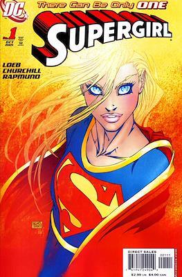 Supergirl Vol. 5 (2005-2011) (Comic Book) #1