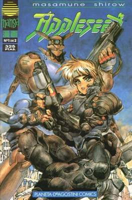 Appleseed (Grapa 48 pags) #1