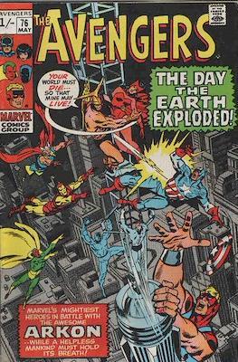 The Avengers Vol. 1 (1963-1996) (Comic Book) #76