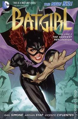 Batgirl Vol. 4 (2011) (Softcover) #1