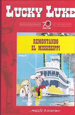 Lucky Luke. Edición coleccionista 70 aniversario (Cartoné con lomo de tela, 56 páginas) #33