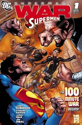 Superman: War of the Supermen (2010) (Digital) #1