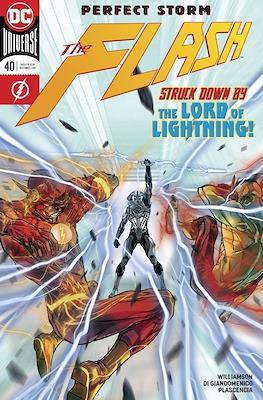 The Flash Vol. 5 (2016-2020) (Comic Book) #40