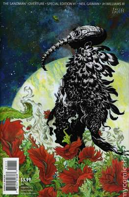 The Sandman: Overture Special Edition (Comic book) #1