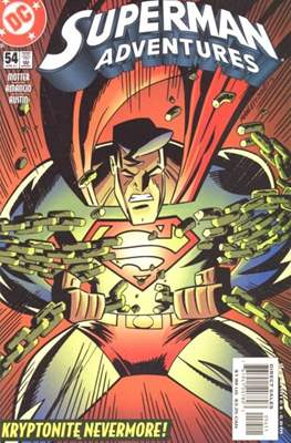Superman Adventures (Comic-book) #54