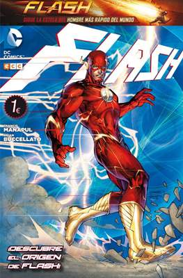 Flash. El origen de Flash