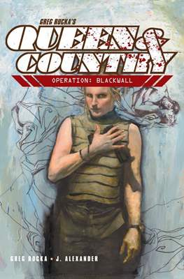 Queen & Country (TPB) #4