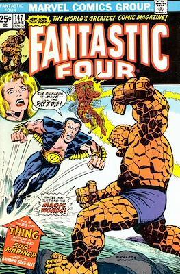 Fantastic Four Vol. 1 (1961-1996) (saddle-stitched) #147