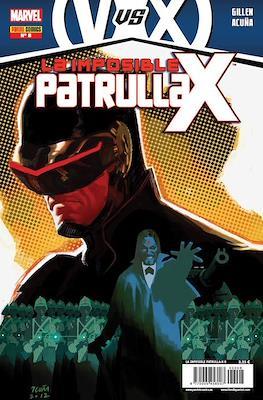 La Imposible Patrulla-X / La Patrulla-X Oro (2012-) (Grapa) #8