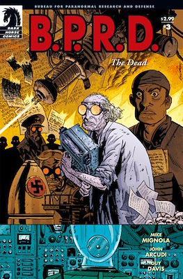 B.P.R.D. (Comic Book) #15