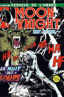 Moon Knight (Broché. 64 pp) #3