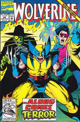 Wolverine (1988-2003) (Comic Book) #58