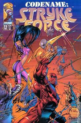 Codename: Strykeforce (1994-1995) (Comic Book) #11
