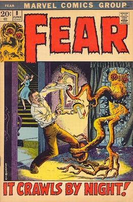 Adventure into Fear #8