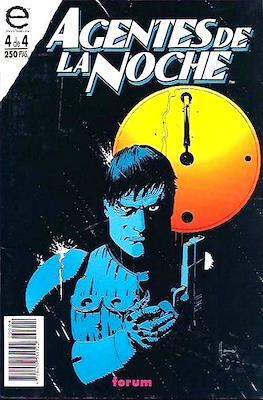 Agentes de la Noche (Grapa 32 pp) #4