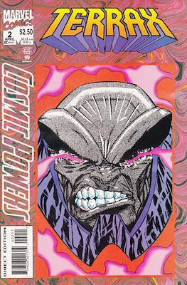 Cosmic Powers (Comic Book 56 pp) #2