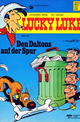 Lucky Luke (Softcover) #23