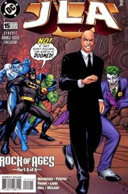 JLA Vol. 1 (1997-2006) (Comic-Book) #15