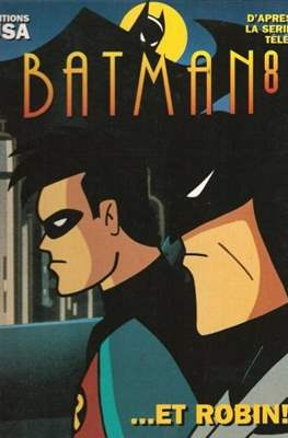 Batman (Cartonné. 46 pp) #8