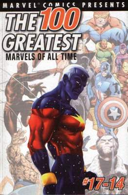 The 100 Greatest Marvels of All Time (Softcover) #3