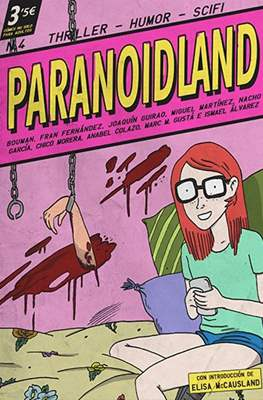 Paranoidland #4