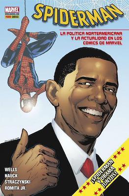 Spiderman: La política norteamericana y la actualidad en los comics Marvel
