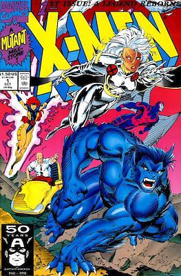 X-Men / New X-Men / X-Men Legacy Vol. 2 (1991-2012) (Comic Book 32 pp) #1A