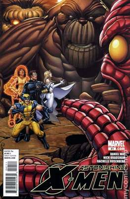 Astonishing X-Men (Vol. 3 2004-2013) (Comic Book) #41