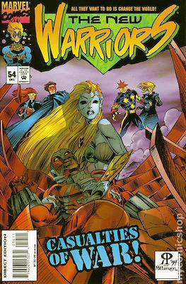 The New Warriors (Comic-Book) #54