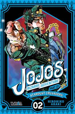 JoJo's Bizarre Adventure - Part III: Stardust Crusaders #2