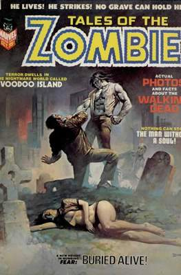 Tales Of The Zombie (Magazine) #2