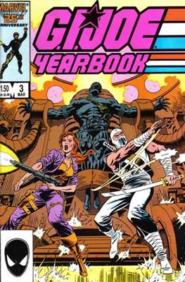 G.I. Joe: Yearbook (Comic Book) #3