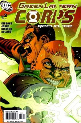 Green Lantern Corps: Recharge (2005-2006) #3