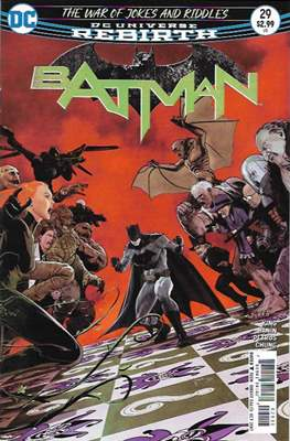 Batman Vol. 3 (2016-) (Comic Book) #29