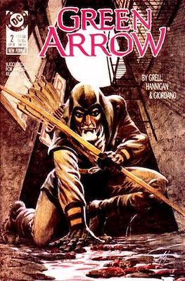 Green Arrow Vol. 2 (Comic-book.) #2