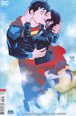 Action Comics Vol. 1 (1938-2011; 2016-... Variant Covers) (Comic Book) #1004