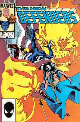 The Defenders vol.1 (1972-1986) #137