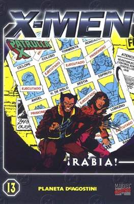 Coleccionable X-Men / La Patrulla-X (Rústica, 80 pp) #13